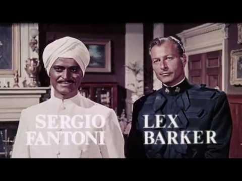 Lex Barker in 'Kali Yug' | Teil 1-2 | 1963 | DVD | u.a. mit Klaus Kinski, Senta Berger | Filmjuwelen