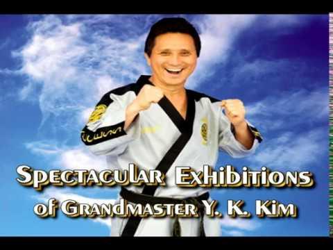 Spectacular Exhibitions of Y K Kim