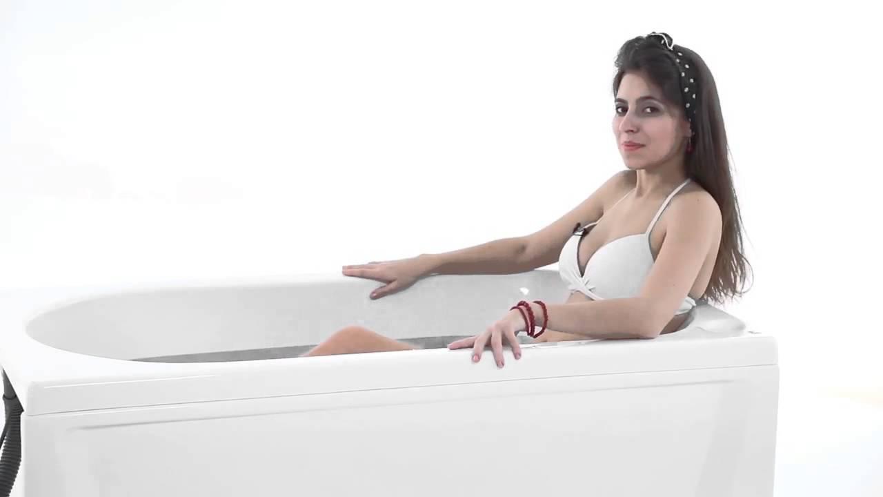Обзор ванны Тритон 120х70 Стандарт - YouTube