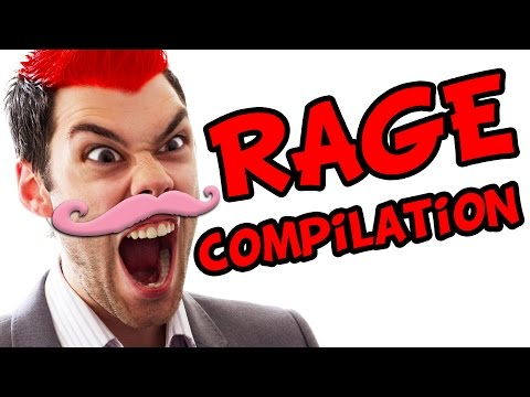 Markipliers RAGE Compilation