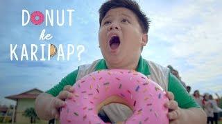 #PETRONAS Raya 2017: Donut ke Karipap?