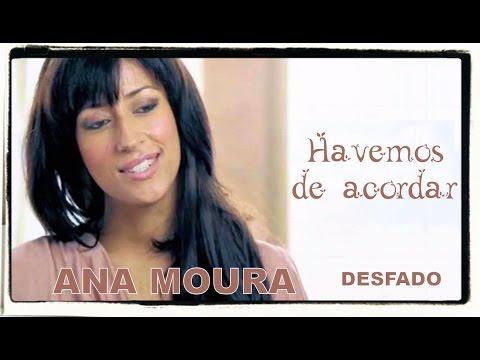Ana Moura *Desfado #07* ( c/Tim Ries) Havemos de acordar