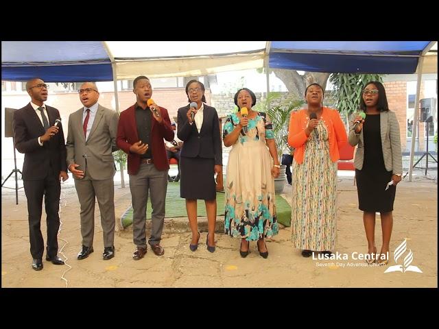 LCSDA Church Choir  - 'In My Heart'