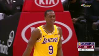 Los Angeles Lakers vs Chicago Bulls | March 12, 2019