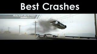NFS Hot Pursuit 2010 - Best Crashes