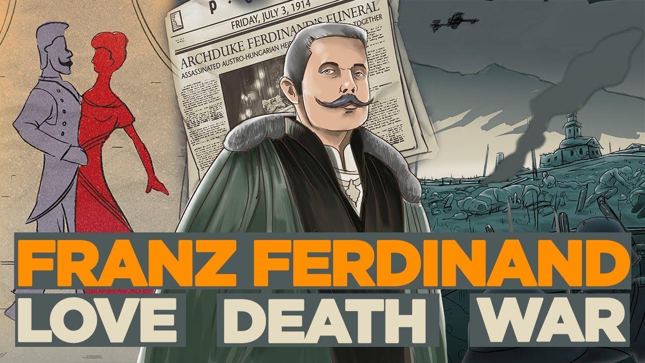 Tragic Love Story of Archduke Franz Ferdinand