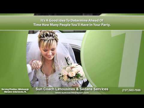 Sun Coach Limousines &  Sedans Services - Limousine Service in Tampa, FL