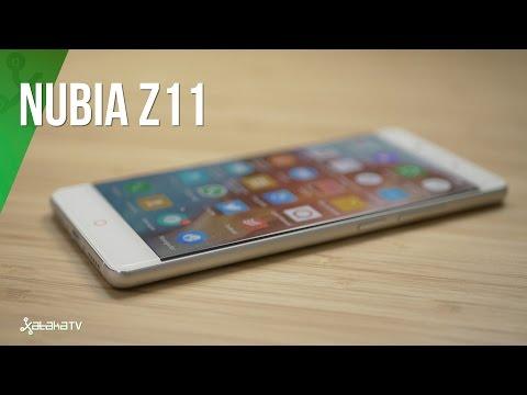 Nubia Z11, análisis review en español
