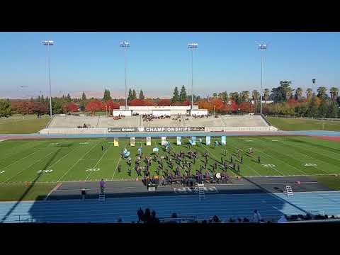 """Madera South High School 2017 """"Into the Cosmos"""""""