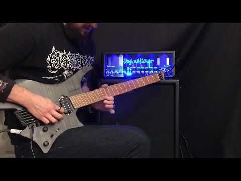 Repent My Sins by Nocturnal Rites (guitar cover)