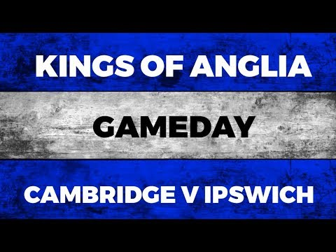 #GAMEDAY - The Story of Cambridge United v Ipswich Town