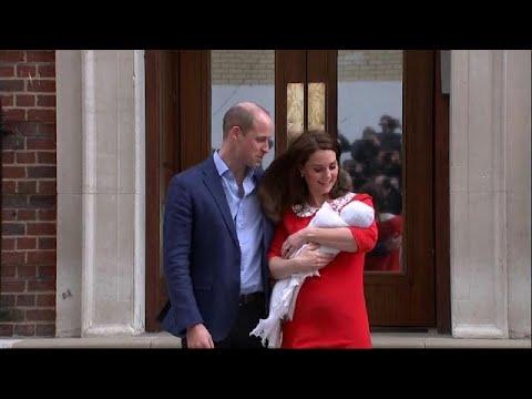 العائلة الملكية تكشف عن الصور الأولى للمولود الجديد  - نشر قبل 5 ساعة