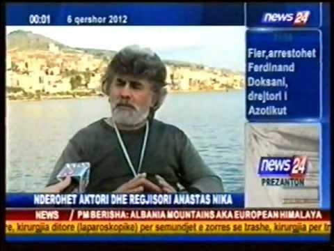 """ Aleksandri i Madh ""(Medalja  e Arte)     (TV-News 24)"