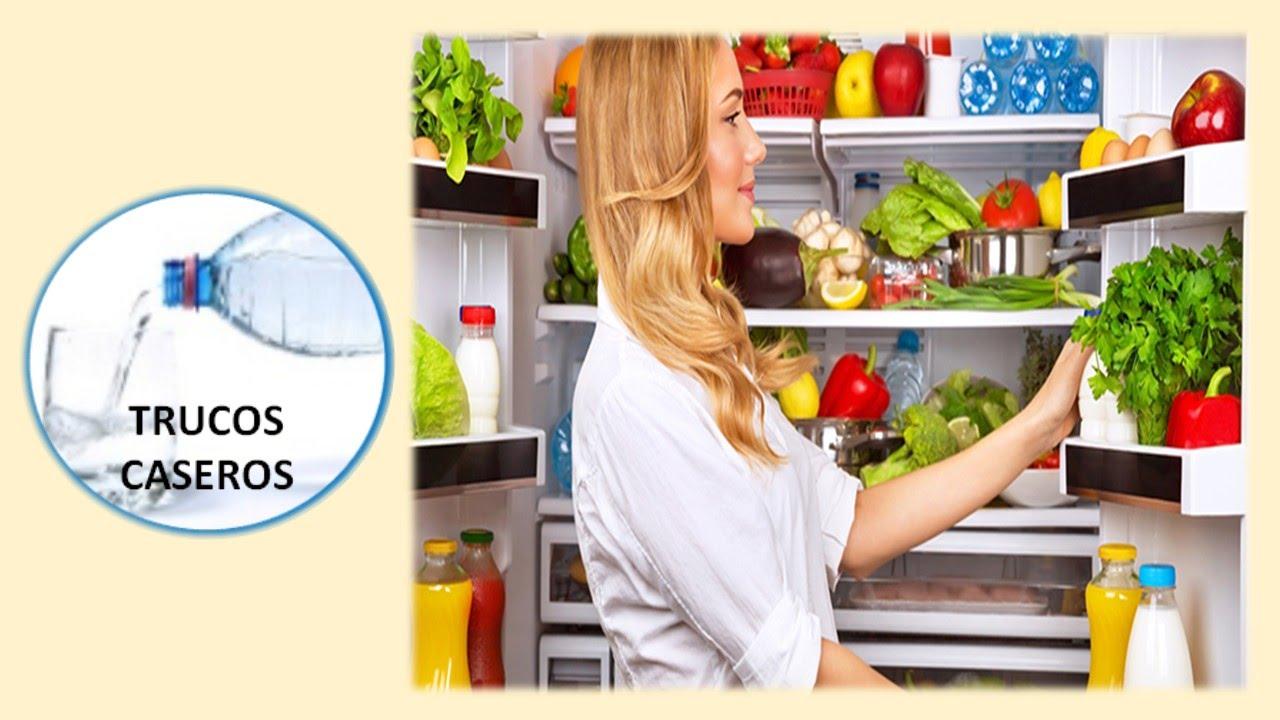 10 alimentos que no debe mantener en el refrigerador for Como ordenar la nevera