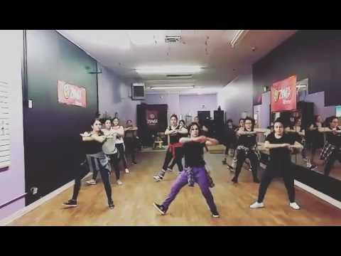 Zumba Fitness- Mi Tesoro| Zion & Lennox