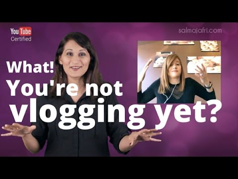 How to Start a Video Blog (Vlog) feat. Amy Schmittauer