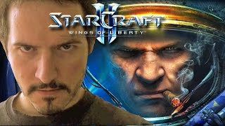 STARCRAFT 2: WINGS OF LIBERTY - Cinematic Teaser Trailer REACTION & REVIEW