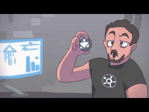 Avengers Cartoon - Thor's Hammer