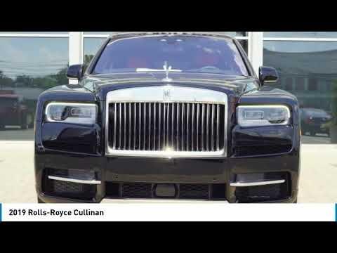 2019 Rolls-Royce Cullinan 4264