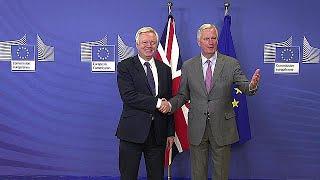 "Segunda ronda do Brexit ""analisa em profundidade os temas"""