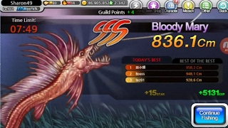 FISHING SUPERSTARS: WHITE CRANE+DOUBLE LIGHTNING+GALAXY AGAINST BLOODY MARY CHALLENGE [16/02/2017]