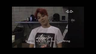 [ENG SUB] #2 J-Hope ask Jimin to kill everyone with his aegyo