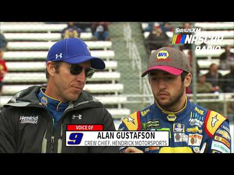 Alan Gustafson shares why Hamlin incident shortened Elliott's 'fuse ...