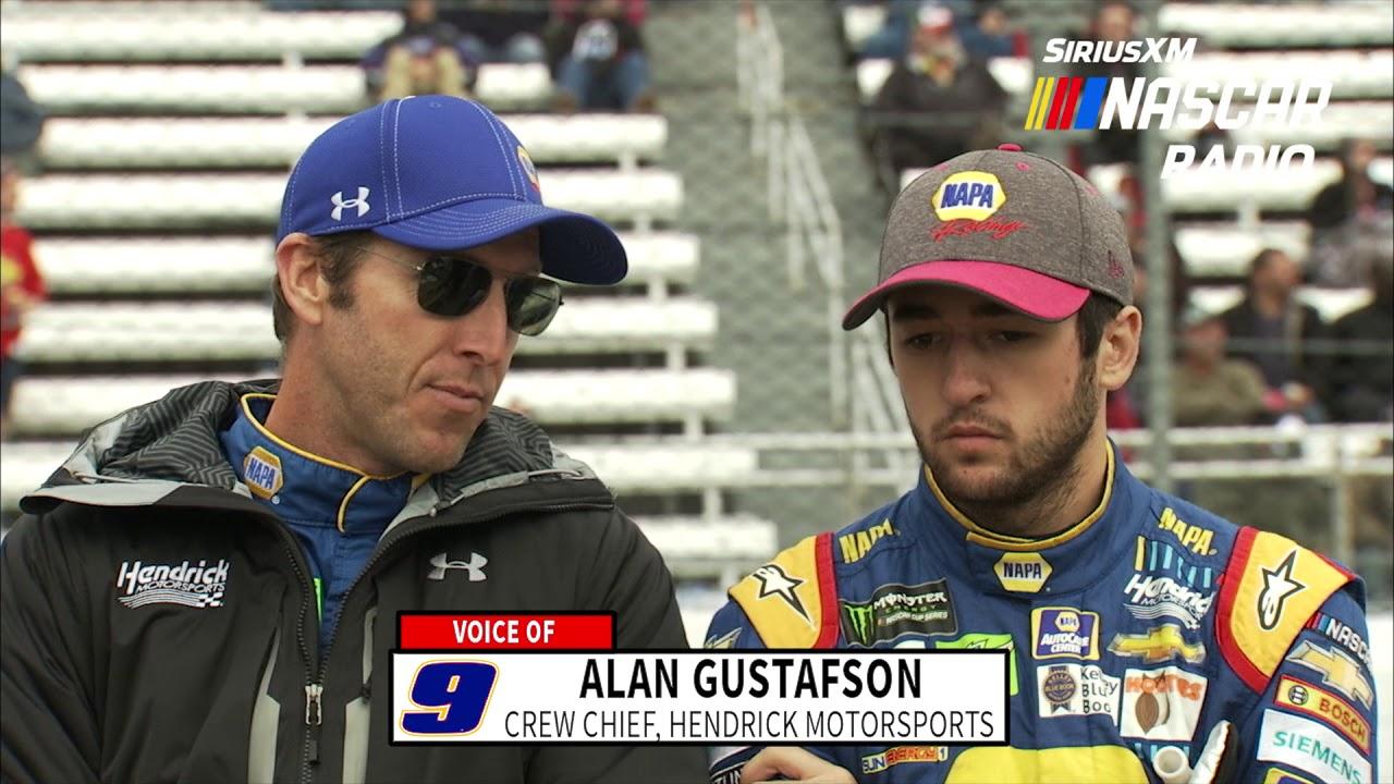 Alan Gustafson shares why Hamlin incident shortened Elliott's 'fuse'