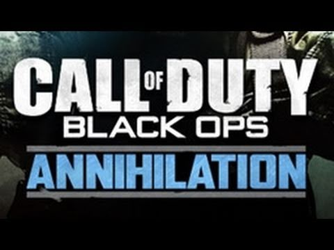 Call Of Duty: Black Ops - Annihilation DLC: In The Jungle Zombie Trailer | OFFICIAL | HD