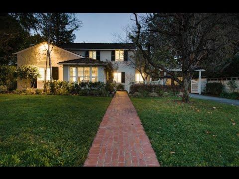 1465 Edgewood Drive, Palo Alto, CA | John Forsyth James & Connie Miller