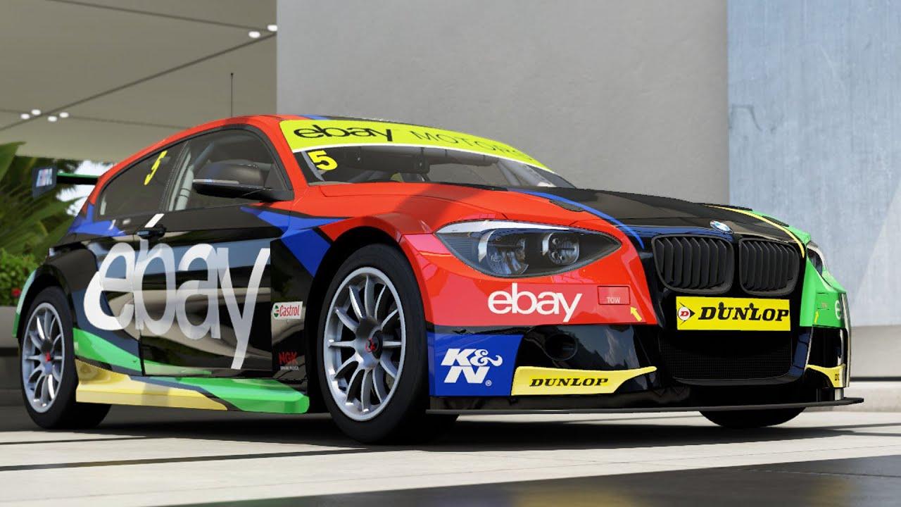 BMW #5 eBay Motors 125i M Sport 2014 - Forza Motorsport 6: Apex ...
