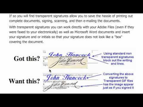 Order Your Transparent Signature Stamp Electronic Or For Adobe