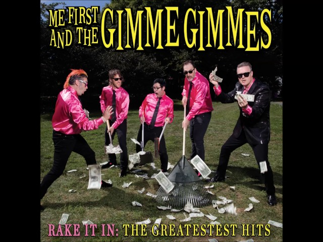 Me First And The Gimme Gimmes - City Of New Orleans (Official Audio)