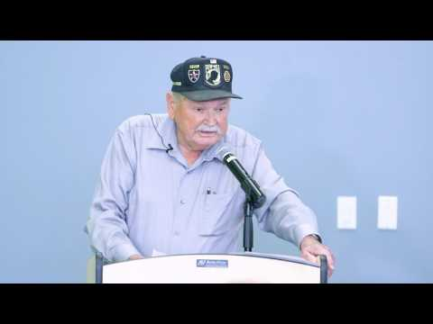 America in Times of Conflict: Remembering The Korean War - Arden Rowley