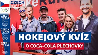 CHALLENGE českých olympioniků na hokejovém šampionátu????????????