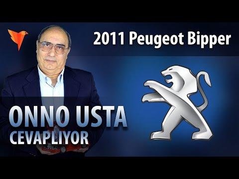 2011 Peugeot Bipper tepe EGR valfı arızalı