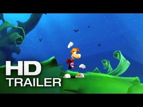 RAYMAN LEGENDS Launch Trailer Deutsch German   2013 Official [HD]