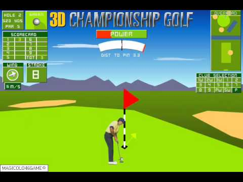 3d championship golf mousebreaker com gameplay by magicolo46 youtube. c3a741d463f6f