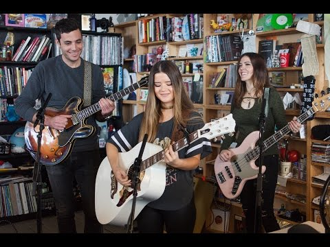 Maren Morris: NPR Music Tiny Desk Concert