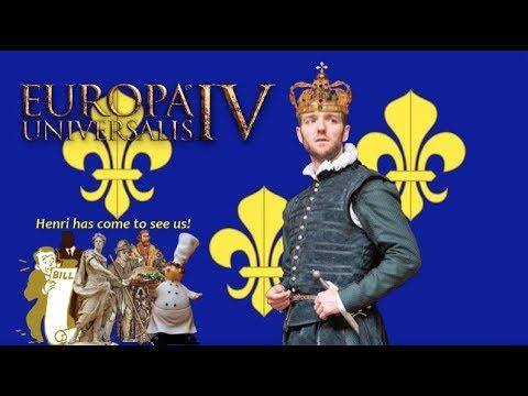 Europa Universalis IV European Multiplayer - France #36