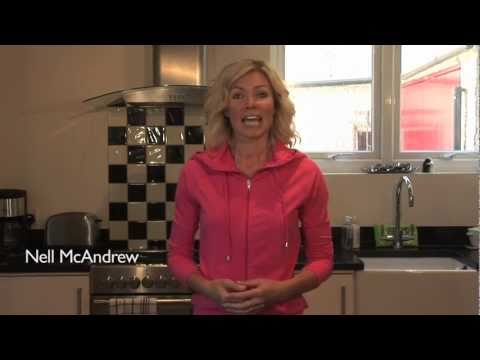Nell McAndrew's Top Nutrition Tips with B Record Plus