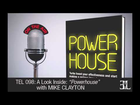 Powerhouse by Mike Clayton TEL 098