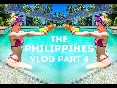 Siargao, Surf spots & Beautiful Resorts - Philippines Travel Vlog-  Part 4