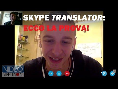 SKYPE TRANSLATOR LA PROVA CON UN POLIGLOTTA: COME FUNZIONA? VIDEORIPETIZIONI