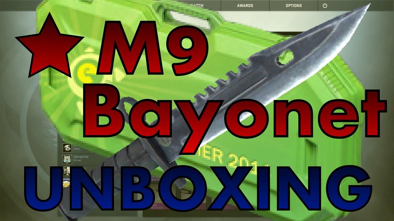M9 bayonet youtube csgo betting royal sports betting fixture today