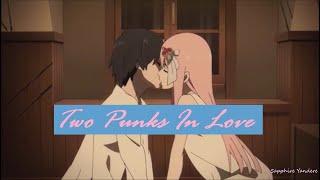 AMV mix - Two Punks In Love (bülow)