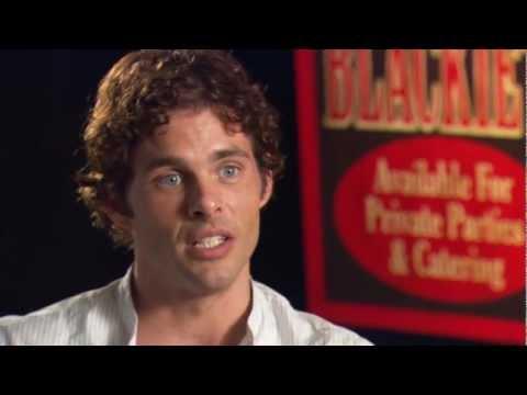 James Marsden 'Straw Dogs' Interview