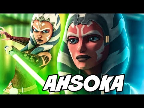 The Dark Truth About Anakin and Ahsoka Leaving the Jedi Order - Star Wars Explained from YouTube · Duration:  3 minutes 36 seconds