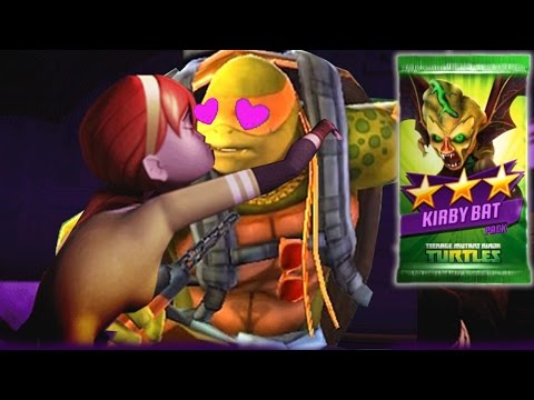All Teenage Mutant Ninja Turtles Movie character series & April O'Neil in TMNT Legends gameplay 2017