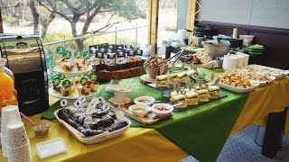 Peterpan Party Catering Ideas
